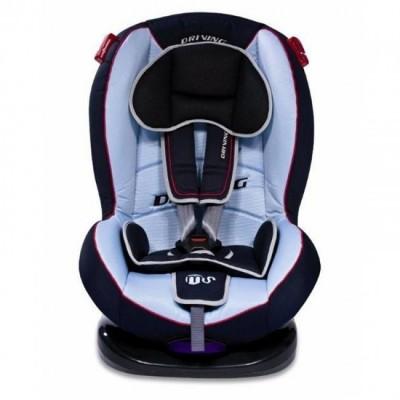 Cadeira Auto Driving Azul Celeste 1+2