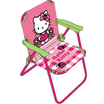 Cadeira Dobrável Hello Kitty