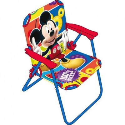 Cadeira dobravel Mickey