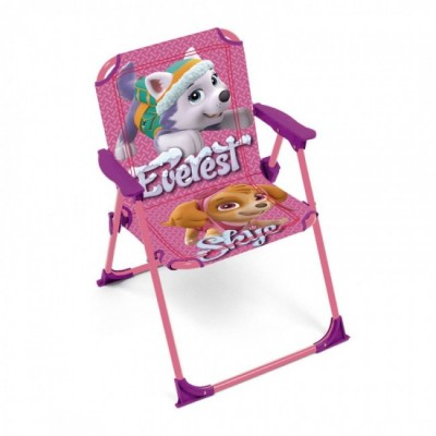 Cadeira Dobravel Patrulha Pata Skye Everest