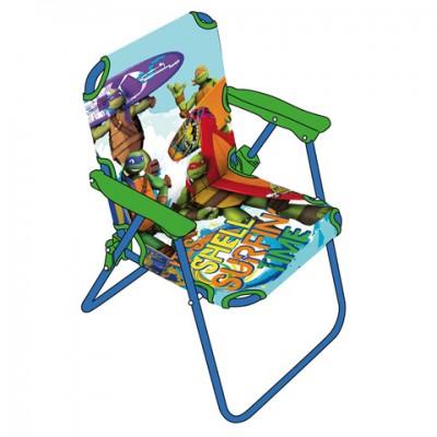 Cadeira dobravel Tartarugas Ninja