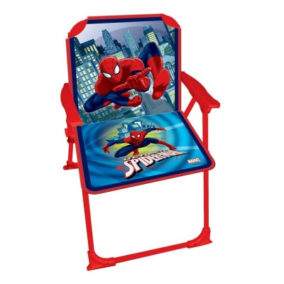 Cadeira Estilo Praia 37 cm Spiderman