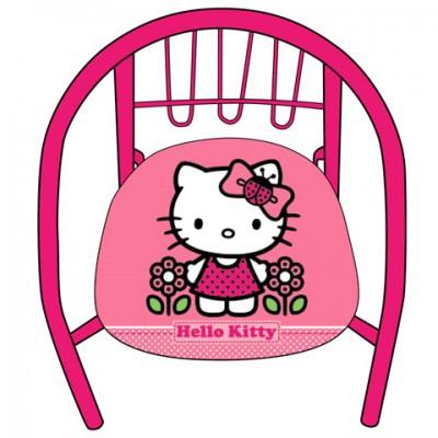 Cadeira Metal Hello Kitty