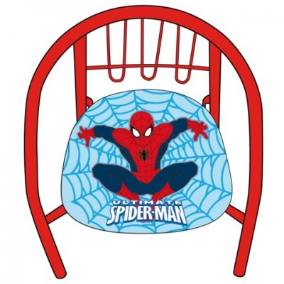 Cadeira Metal Spiderman Marvel