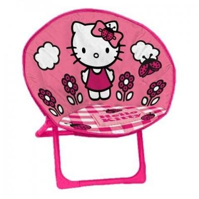 Cadeira Oval Hello Kitty