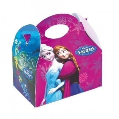 Caixa brindes Disney Frozen
