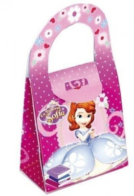 Caixa brindes Princesa Sofia