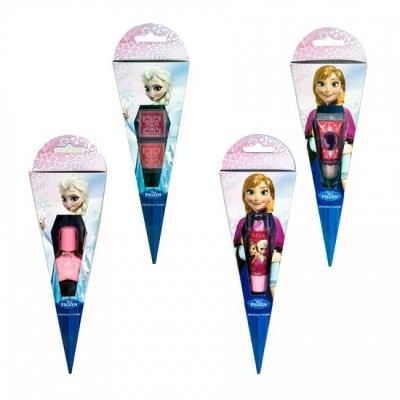 Caixa cone de beleza Disney Frozen