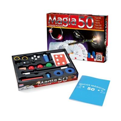 Caixa de Magia 50 Truques 7+