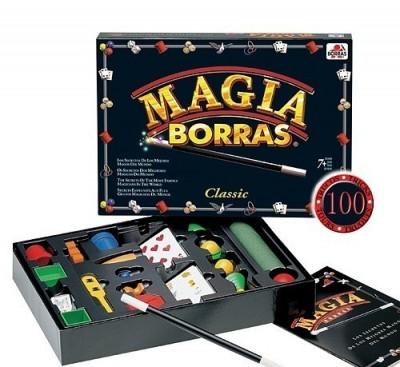 Caixa de Magia Borras com 100 Truques
