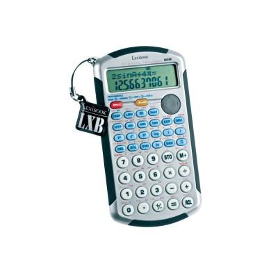 Calculadora Científica 157 Funções Lexibook