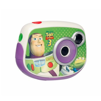 Câmera Fotográfica 300K C/ Mem. 8Mg Toy Story