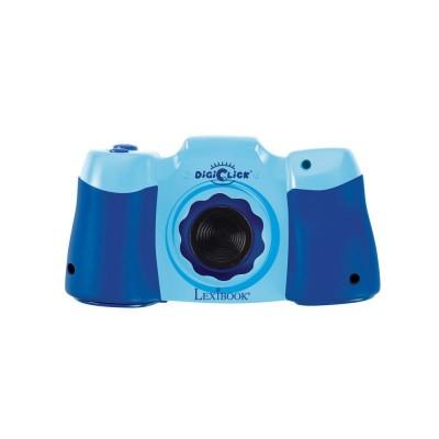 Câmera Fotográfica c/ Jogos DigiClick Lexibook