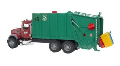 Camião Lixo Bruder Mack Granite