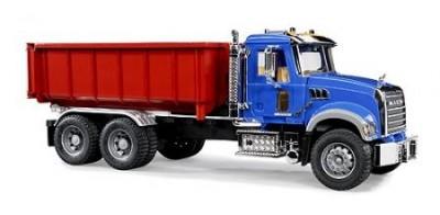 Camião Mack Granite c/ Contentor Bruder
