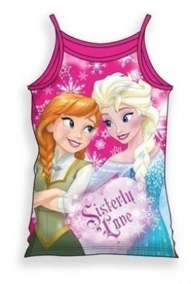 Camisola alças Frozen Sisterly Love