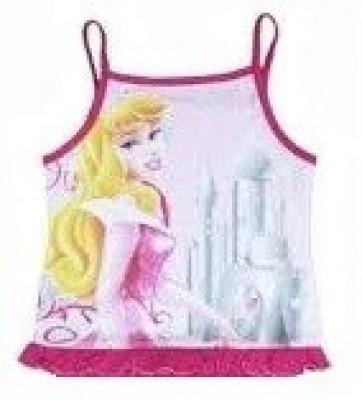 camisola alças verão Princesa Bela Adormecida