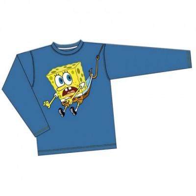 Camisola Azul Bob Esponja
