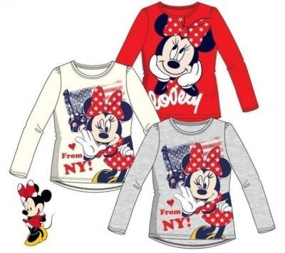 Camisola manga comprida Disney Minnie NY