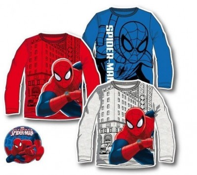 Camisola manga comprida Marvel Spiderman Ultimate