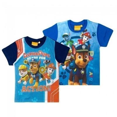 Camisola T-Shirt Patrulha Pata