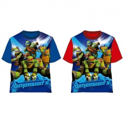 Camisola T-Shirt Tartarugas Ninja