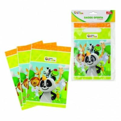 Canal Panda Sacos (8 und.)