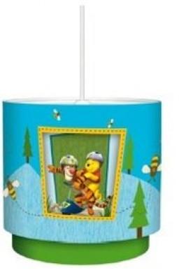 Candeeiro de Suspensão Duplo Winnie The Pooh
