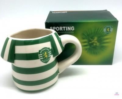 Caneca Camisola Sporting
