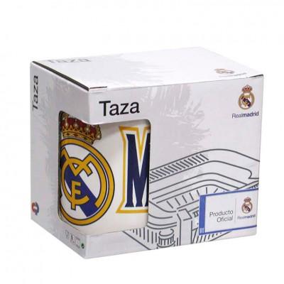 Caneca cerâmica Real Madrid