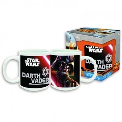 Caneca cerâmica Star Wars Darth Vader