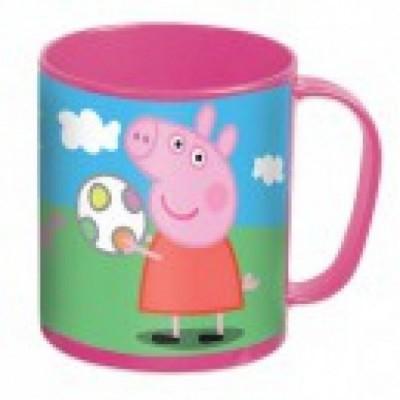 Caneca Micro ondas Peppa Pig