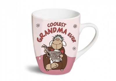 Caneca Nici Funcy Mugs «Coolest Grandma Ever»