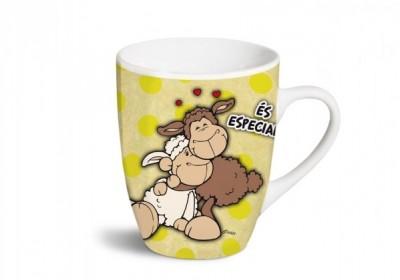 Caneca Nici Funcy Mugs «És Especial!»