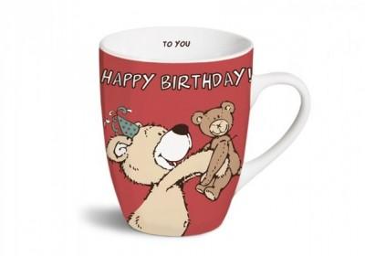 Caneca Nici Funcy Mugs «Happy Birthday !»