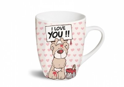 Caneca Nici Funcy Mugs «I Love You !!»