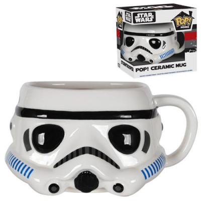 Caneca Pop Ceramica Stormtrooper Star Wars