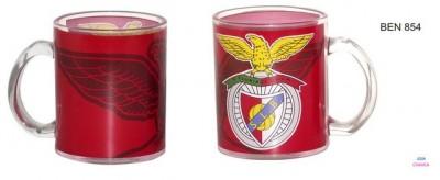 Caneca Vidro Benfica SLB