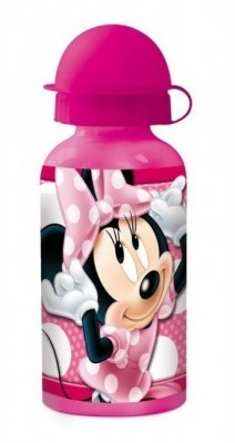 Cantil Alumínio Disney Minnie 400ml
