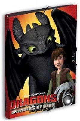 Capa A4 Dragons Defenders