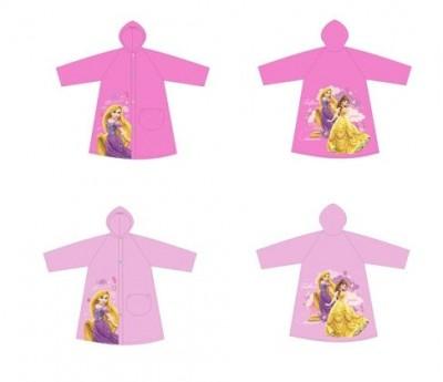 Capa Chuva Impermeavel Disney Princesas