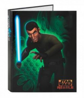 Capa dossier Star Wars Rebels