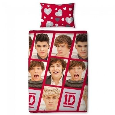 Capa Edredon One Direction Reversivel
