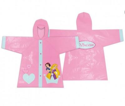 Capa impermeável Princesas Disney