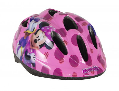 Capacete disney minnie rose