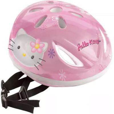 Capacete Hello Kitty rosa