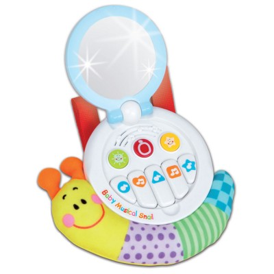 Caracol Musical para Bebé 3m+