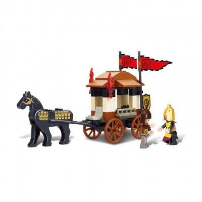 Carruagem Forte 3 Kingdoms