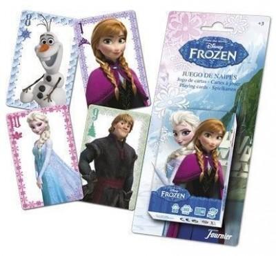 Cartas de Jogar Frozen