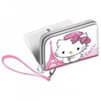 Carteira branca mini Charmmy Kitty